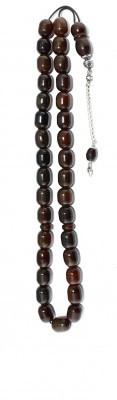 Vintage Faturan, traditional, large worry beads set.