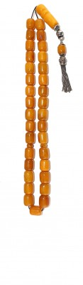 High quality, handy size, Antique look natural amber set.